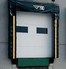 Amarr Commercial Sectional Garage Doors Series 1380