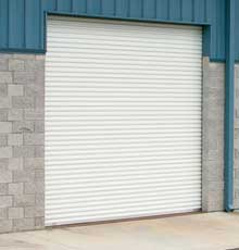 Rolling Steel Sheet Doors Amarr Commercial Rolling Sheet Self Storage Door - Series 5536